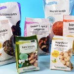 Holland and Barrett snack packaging