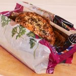 Award-winning ovenable packaging. This image has been used all over the world