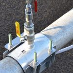 Acid pipeline cleaning service